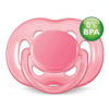 Chupeta Free Flow BPA Free 6-18 meses single pack ROSA Phill
