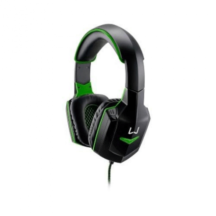 Headset Gamer Dual Shock Led Verde Multilaser - PH180 - SHOPPUAI - Há mais de 14 anos no E-commerce