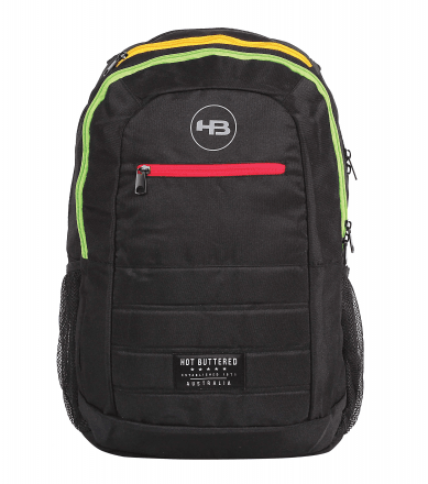 Mochila HB - Black/Red G - Dermiwil - 37137