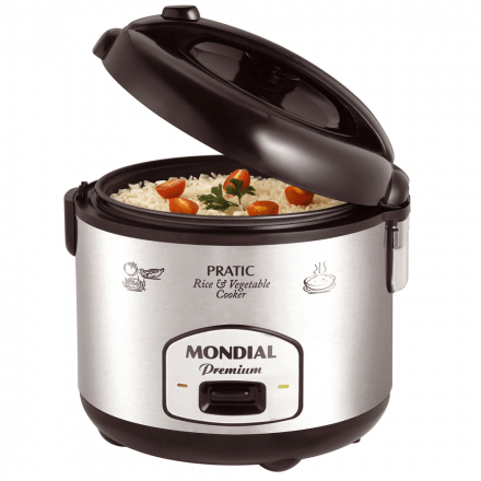 Panela Elétrica Pratic Rice & Vegetables Cooker 10 Premium 1