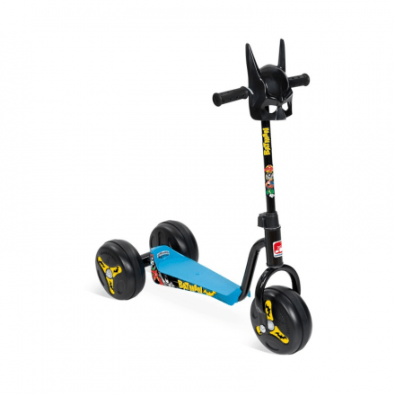 Patinete Infantil Batman Carenagem Frontal - Bandeirante - 2