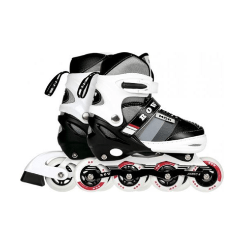 Patins Roller Semi-Pro Cinza M (35-38) Row Mor - 40600141