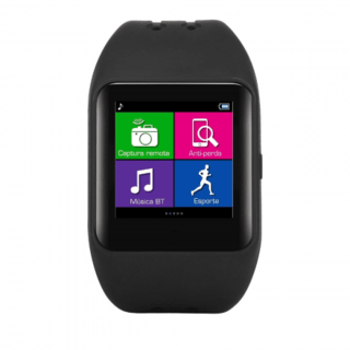 Relógio Smartwatch SW1 Bluetooth Multilaser - P9024