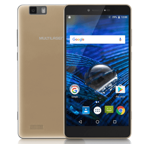 Smartphone MS70 4G Dual Chip Android 6.0 Tela 5,85