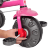 Triciclo Smart Plus Rosa Bandeirante - 281 - SHOPPUAI - Há mais de 14 anos no E-commerce