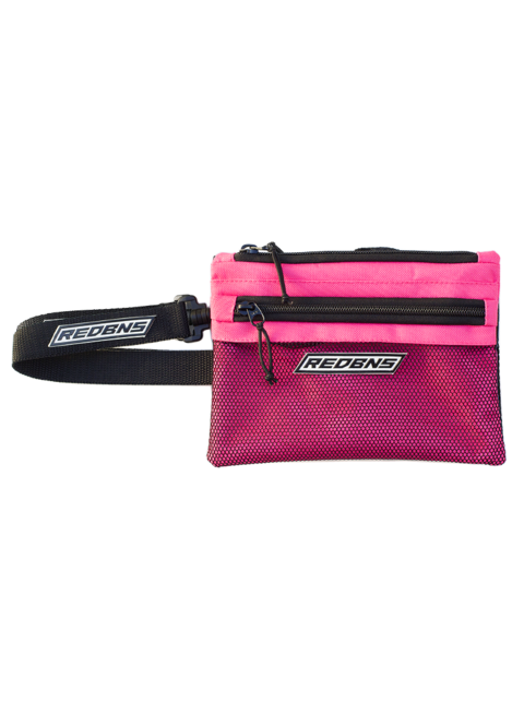 TRAVELLER CROSSBODY MINIBAG FUCSIA