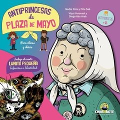 Antiprincesas #8 - Antiprincesas de Plaza de Mayo