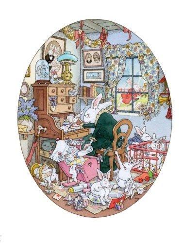 Resultado de imagen de La esposa del Conejo Blanco