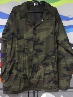 WINDBREAK CAMUFLADA C/FORRO