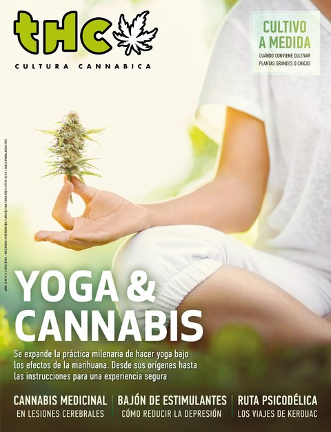 THC 112 - YOGA & CANNABIS
