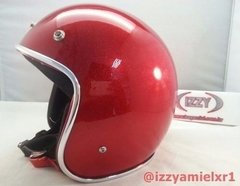 Capacete Tauros Old School Flake Fazemos Outras Cores