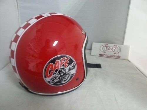 Capacete Old School Cafe Racer na internet