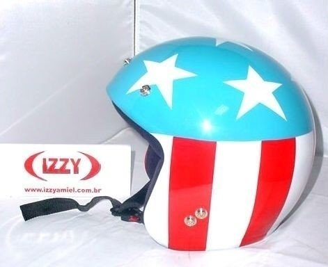 Capacete New Wind Easy Rider