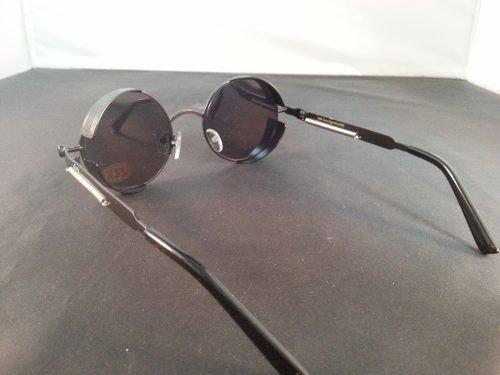 Óculos De Sol Redondos Retrô Vintage Lennon Ozzy. 33% OFF 567b1a1efd