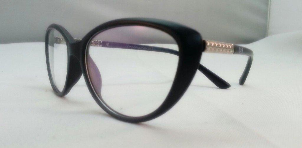 3ab0a42d3269c Armação de Óculos para colocar grau modelo Gatinho. 1