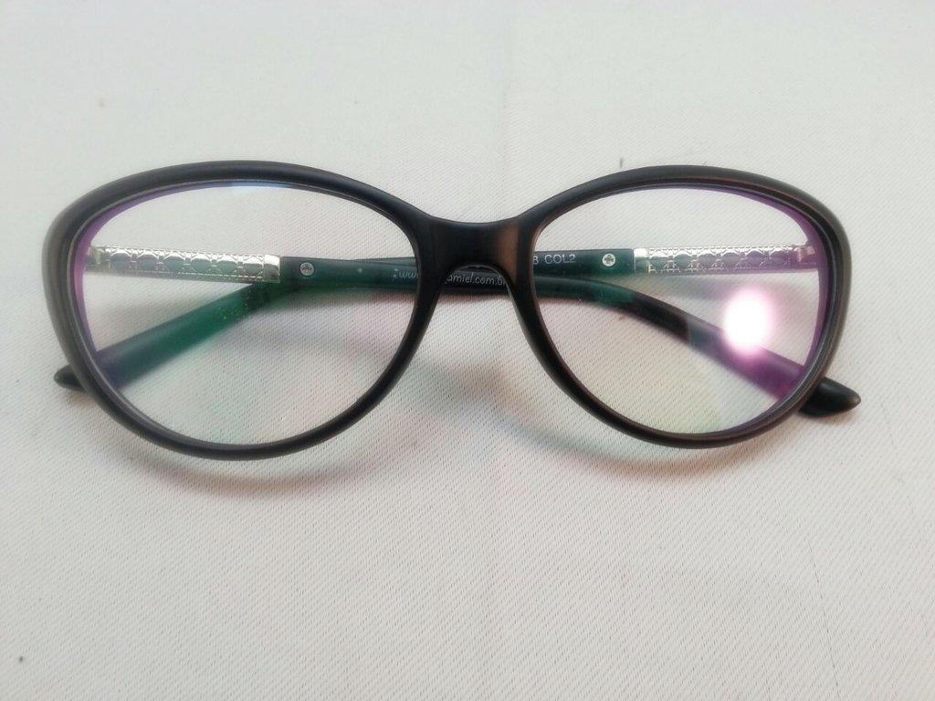 0f7f505a04430 Armação de Óculos para colocar grau modelo Gatinho