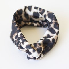 Turbante Lycra Animal Print