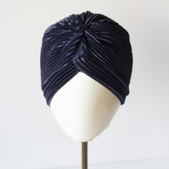 Turbante Baba  Azul