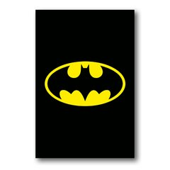 PLACA BATMAN - comprar online