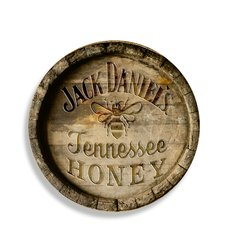 PLACA JACK HONEY 30 cm - comprar online