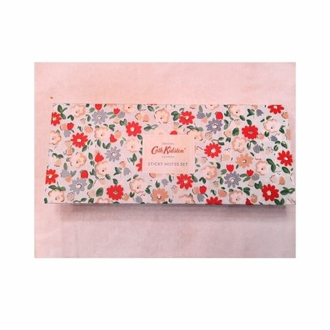 Cath Kidston Post It on a Box