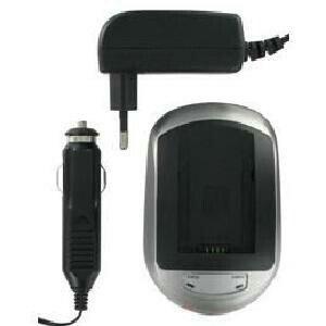 Cargador Para Bateria Sony Np-bg1 Bg1 Fg1 220 Y 12 Volts