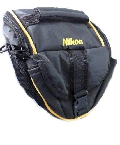 Estuche Camara Nikon  P530 P610 B500 Acolchado + Correa