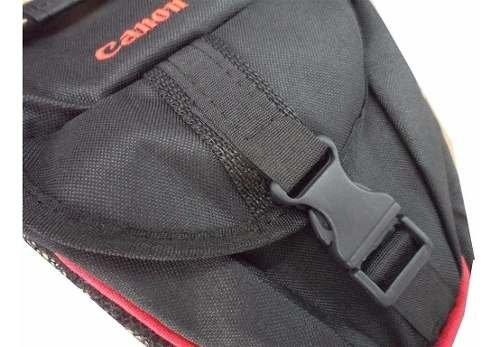 Estuche Camaras Nikon D3300 D5300 Con Objetivo - Acolchado