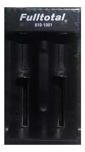 Cargador Pilas Doble 18650 Li-ion Corte Inteligente Usb