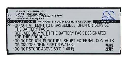 Bateria Eb-bn910bbe Para Samsung Note 4 N910