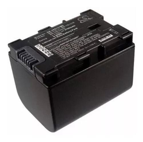 Bateria Filmadora Jvc Bn-vg121 Extendida 3hs Duracion