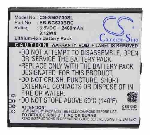 Bateria Samsung Cameron Sino 2400mah Grand Prime J2 Eb-bg530