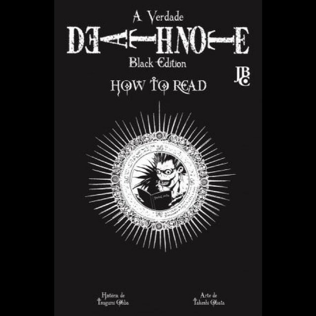 Death Note – Black Edition How to Read