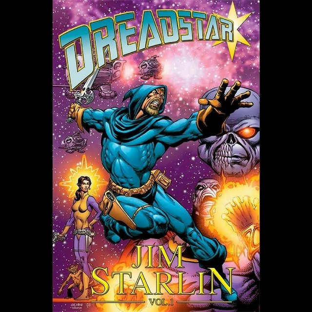 Dreadstar Volume 1