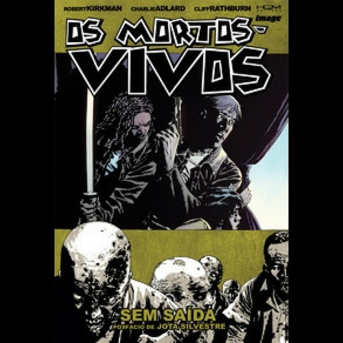 Os Mortos-Vivos Vol. 14