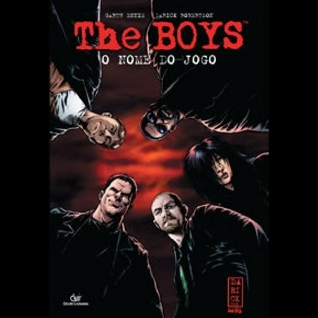 The Boys Volume 1