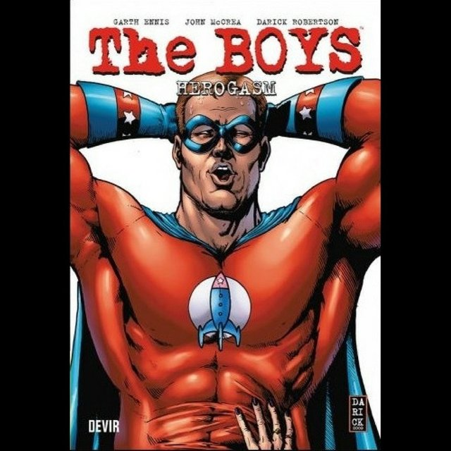 The Boys Volume 5