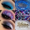 Glitters Flocados Bitarra Beauty