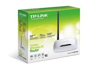 Router TP-LINK WiFi N150 TL-WR740N