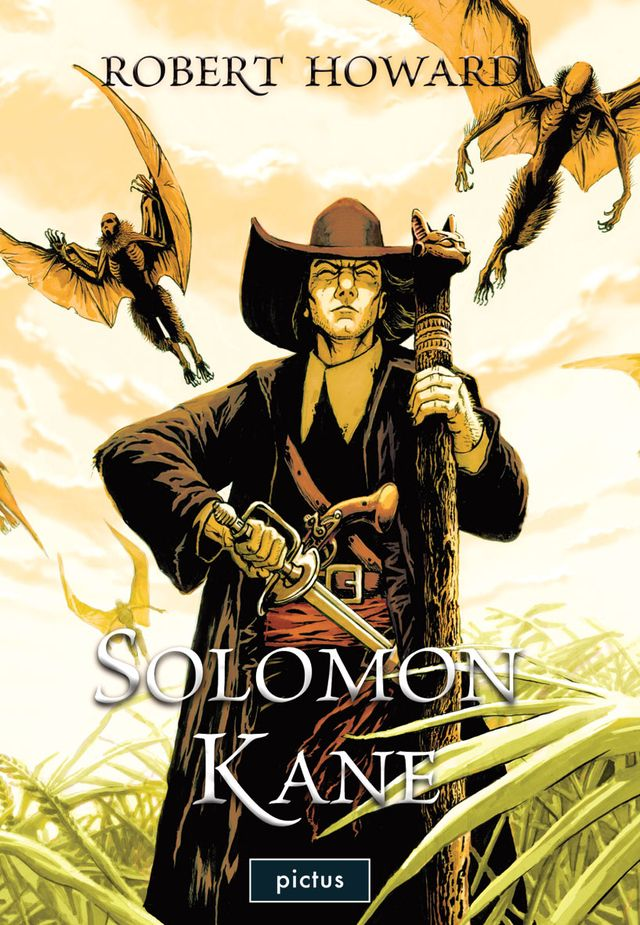 Solomon Kane, de Robert Howard