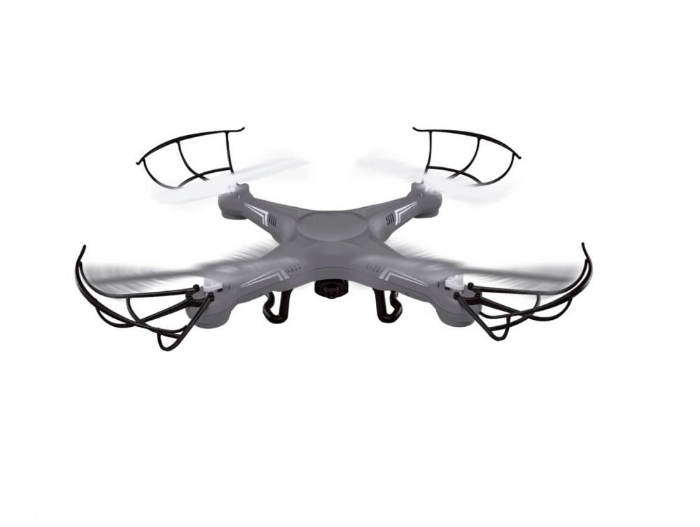 Drone Kaze Kanji 60 Mts Con Camara De Video Y Wifi