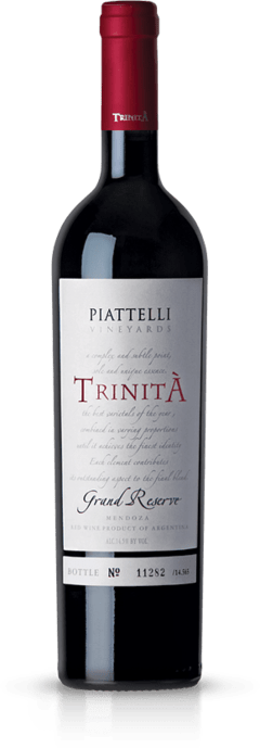Trinita Piattelli Vineyards 2017