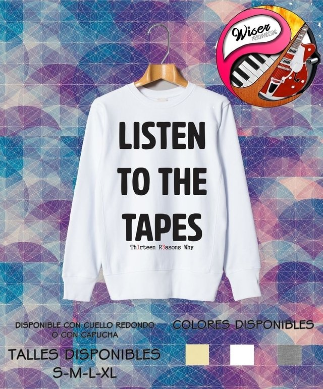 Listen to the Tapes - 13 Reasons Why