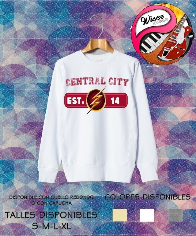 Central City - Flash