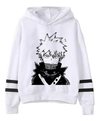 Buzo Unisex Adulto Boku No Hero Bakugo Black