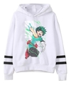 Buzo Unisex Adulto Boku No Hero Deku Ataque