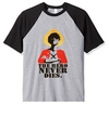Remera Unisex Ranglan One Piece Hero Never