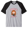 Remera Unisex Ranglan Harry Potter Its Feminist NOT Feminazi