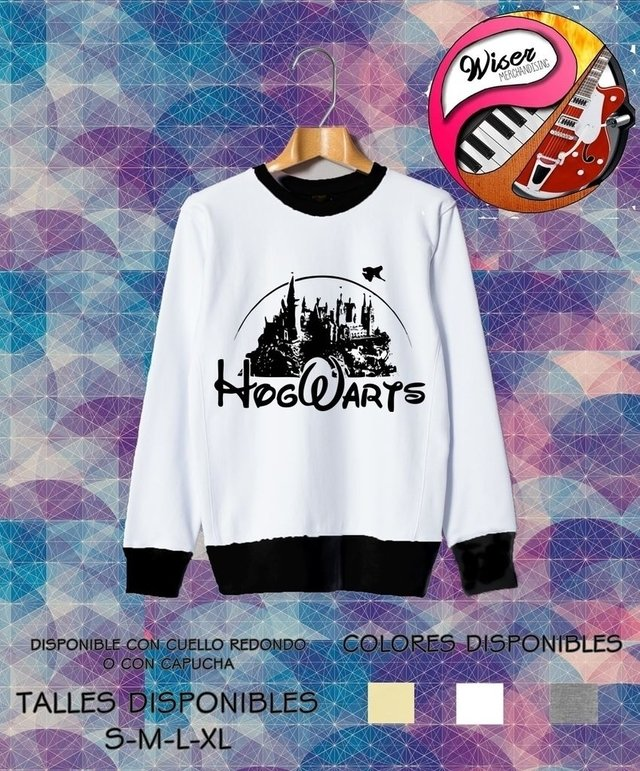 Buzo Hogwarts  Disney - Harry Potter