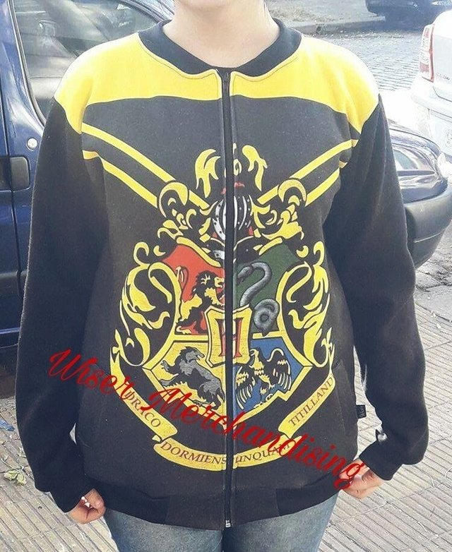 Campera Hogwarts - Harry Potter - comprar online